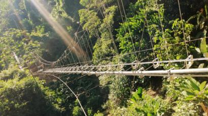 puente horizontal